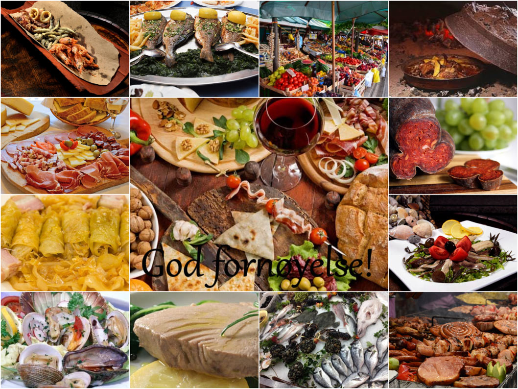 Kroatia dalmatia Kroatisk cuisine autentisk mat
